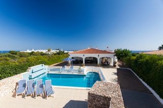 Holiday lettings House  S´anfos blau