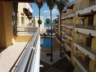 Appartement à Calle llauri, 5. Playa de daimuz vistas al mar