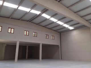Industrial building  Can roca. Obra nueva