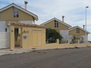 Semi detached house in El Faro-el Dossel