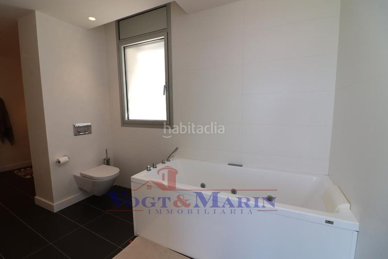 Baño. House with heating parking pool in Puig Rom-Canyelles-Almadrava Roses
