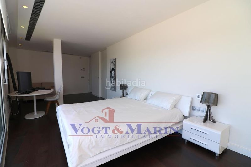 Dormitorio doble. House with heating parking pool in Puig Rom-Canyelles-Almadrava Roses