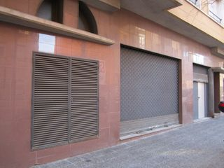 Rent Warehouse in Carrer carme, 211. Trasteros