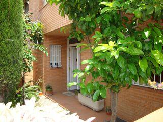 Casas adosadas en badalona habitaclia - Casa jardin badalona ...