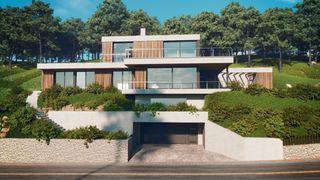 House Carrer Alexandre De Riquer, 31. New build