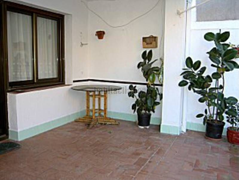Holiday lettings Apartment in Carrer sant domenec, 51. Cèntric amb gran terrassa