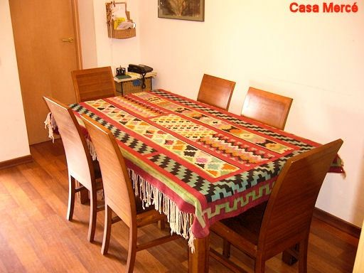 Holiday lettings Apartment in Carrer sant ramon, 47. Centric i terrassa