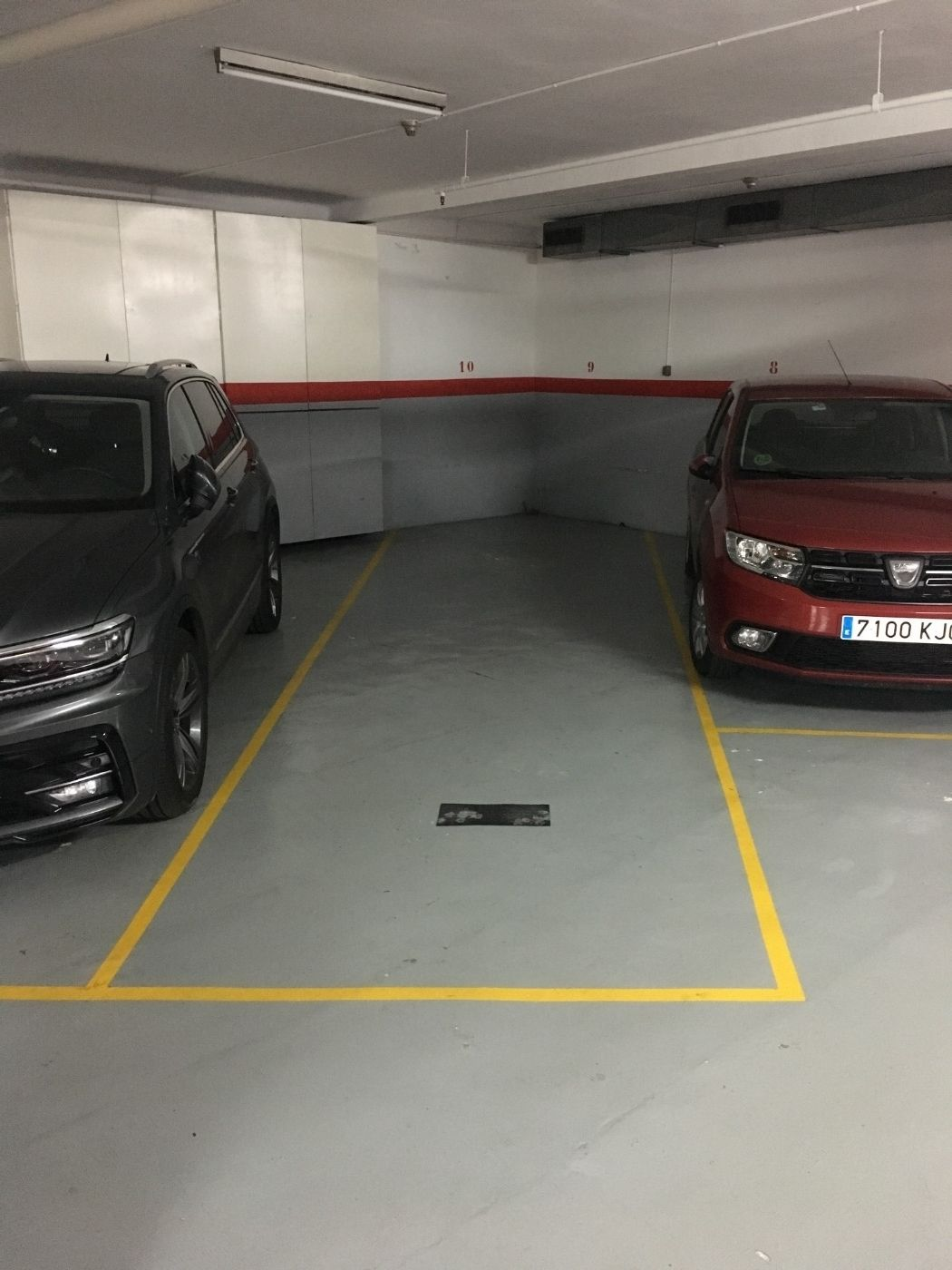 Parking coche en Carrer Sant Alexandre, 48