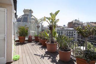 Penthouse  Passeig sant joan. 63m2 de terrazas