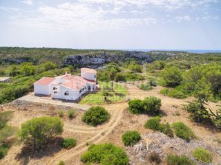 Country house  Cami vell. Finca con vistas al mar