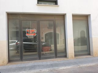 Local Comercial  Carrer ponent, del. Local en venta en campos