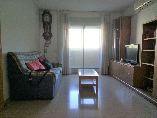 Appartement  Plaça juliana morell. Excelente piso 2 hab.lumin. c/as
