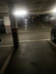 Alquiler Parking coche  Carrer miquel servet. Excelente plaza de parking