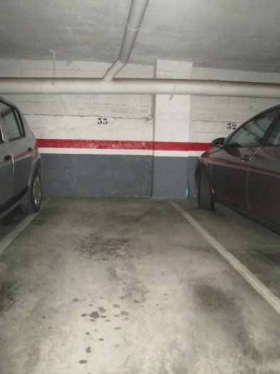 Parking coche en Carrer Corsega, 91
