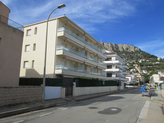 Piccolo appartamento in Carrer guillem de montgri, 13 1. Vivienda a 100 m playa