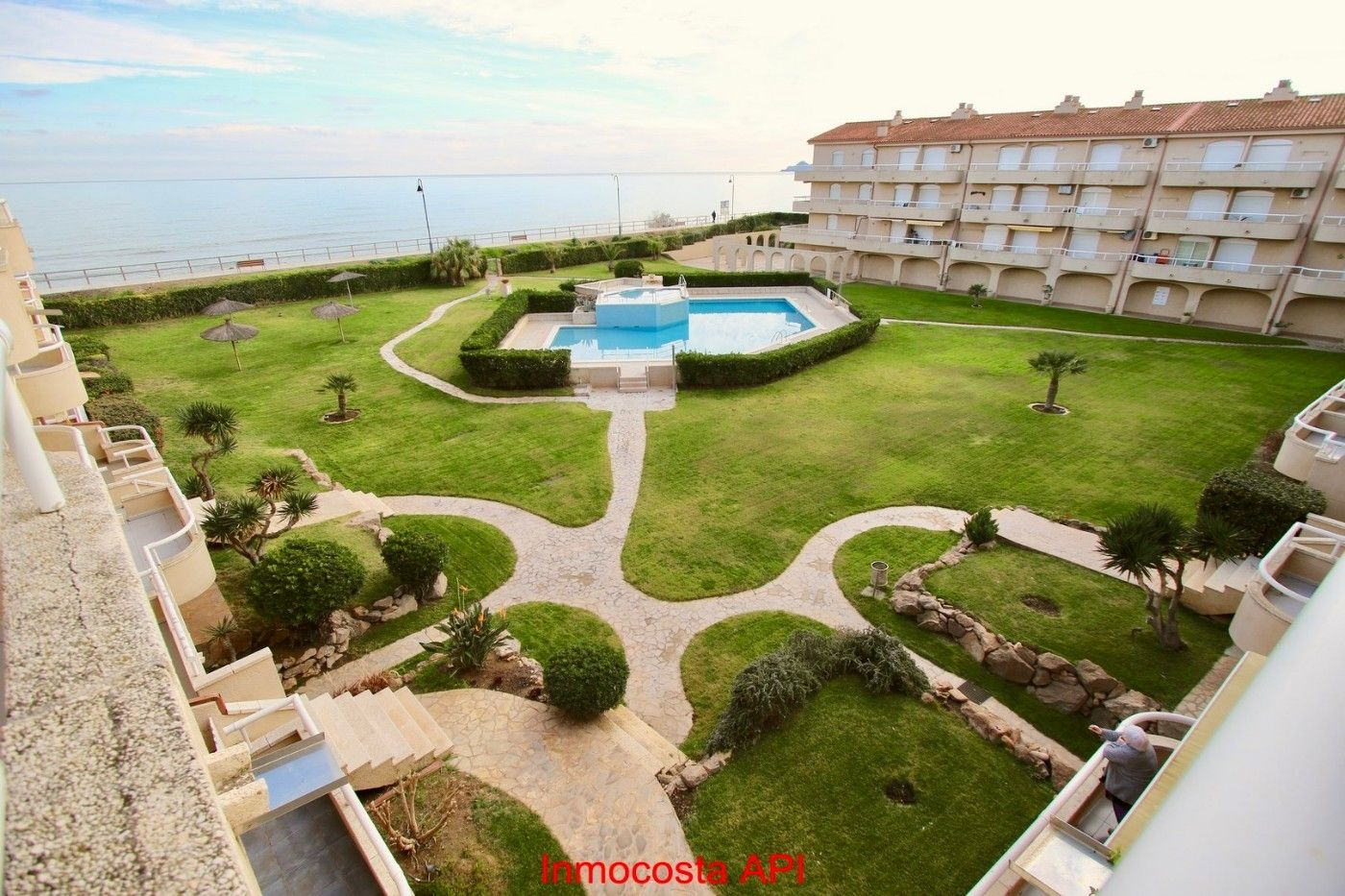 Appartement in Carrer assutzena, 37. Vistas fantasticas al mar
