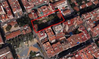 Solar urbano en Granvia lluis companis, 183. Céntrico y comercial
