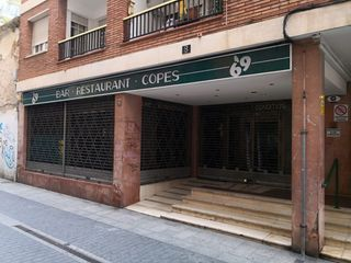 Local Comercial  Carrer horts. Local con salida de humos lloret