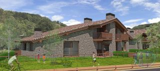 Semi detached house in Vilallonga de Ter