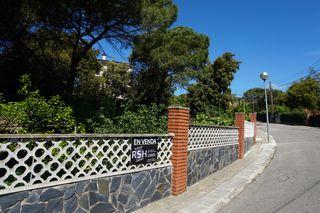 Solar urbano Sant Antoni de Vilamajor. Terreno de 800m²