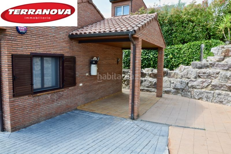 Fachada. House with fireplace heating parking pool in Ametlla del Vallès (L´)