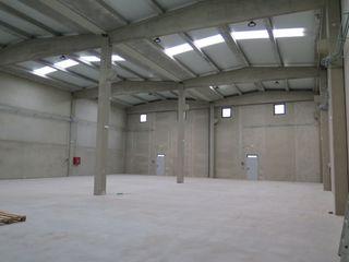 Affitto Capannone industriale  Carrer garrotxa. Nau o. nova 1.100m².pp.pont grua