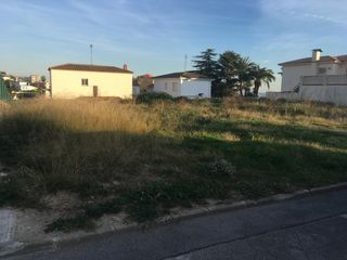 Land for facility in Carrer Manet, 22