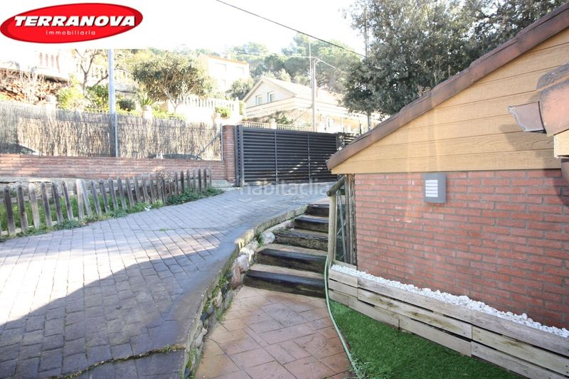 Fachada. House with heating parking in Ametlla del Vallès (L´)