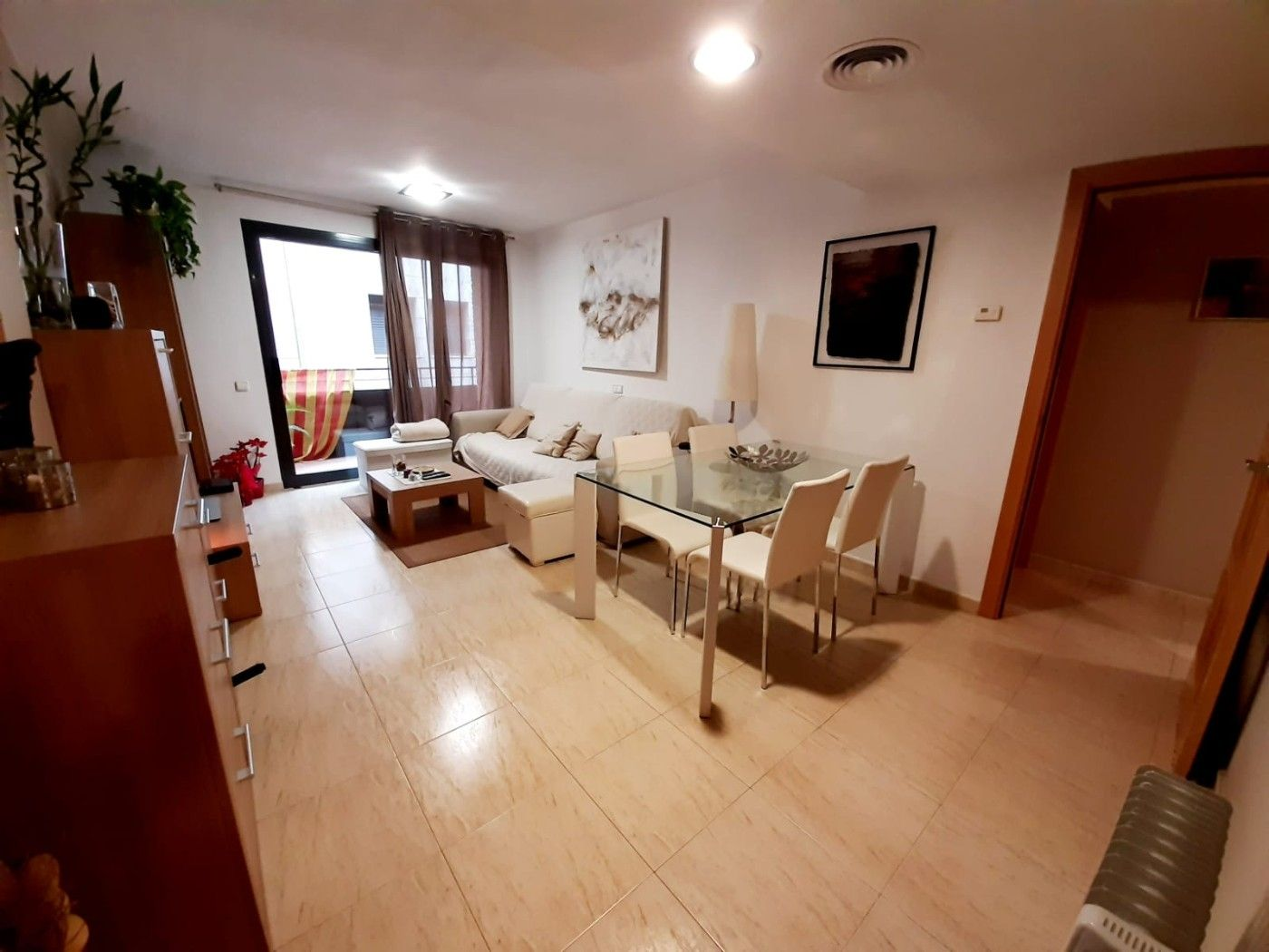 Location Appartement  Carrer espanya. Incluye parking y trastero