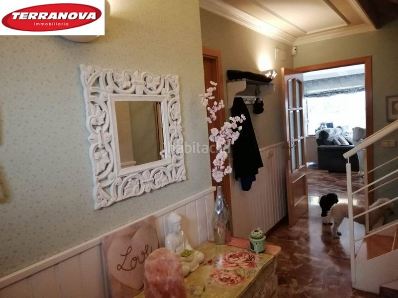 Recibidor. Semi detached house with fireplace heating parking pool in Ametlla del Vallès (L´)