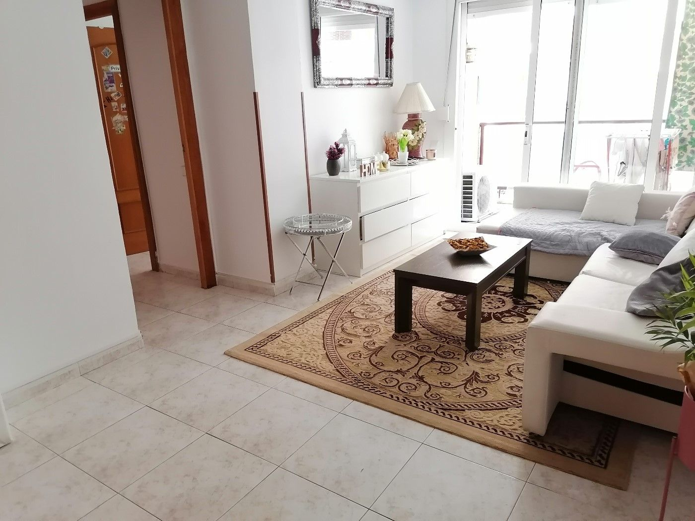 Location Appartement à Zona alta. Piso en arenys de mar