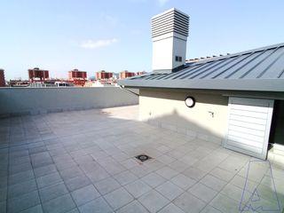 Flat  Ronda alfons xii. Obra nueva con terraza