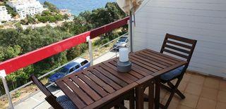 Ático en Urbanització cala salions, 207 edificio clipper. Dos terrazas vistas al mar