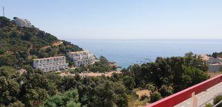 Dachwohnung in Urbanització cala salions, 207 edificio clipper. Dos terrazas vistas al mar