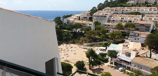 Dachwohnung in Urbanització cala salions, 27 edificio vaurien a, esc 1. Dos terrazas, a pie playa vistas