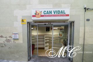 Rent Business premise in Carrer major, 12. Local de alquiler en verges
