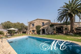 Casa  Carrer major de canet. Espectacular masia en venta