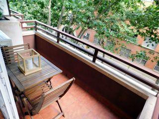 Flat  Carrer ausias marc. Amplio, soleado con terraza