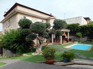 House in Alella. Privacidad y comodidad