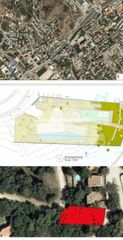 Residential Plot  Vallvidrera centre. Proyecto, natural y tranquilo