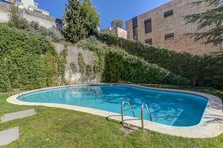 Zweistöckige Wohnung VALLVIDRERA CENTRE. Duplex-appartment in miete in barcelona, vallvidrera - tibidabo