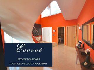 Casa Vallirana, 1. Piscina climatizada
