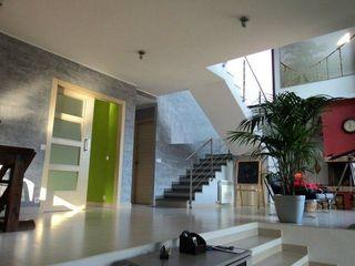 Haus  Alella. Casa de diseny amb vistes al mar