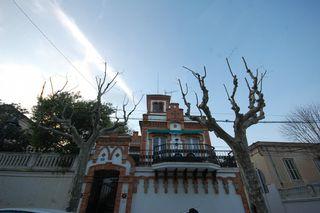 Casa  Nucli urbà argentona. Casa senyorial del 1899