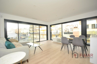 Appartamento in Ocata. Piso con terraza y parquin