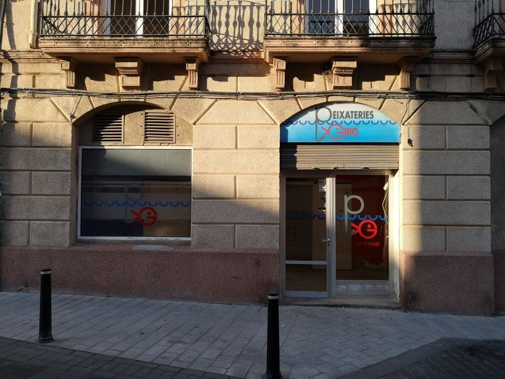 Business premise in Carrer Major