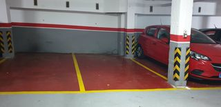 Autoparkplatz in Carrer Marques De Comillas, 122