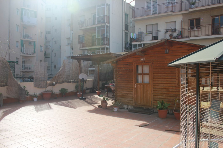 Appartamento  Carrer sant silvestre. Piso en centro  y terraza 114m2