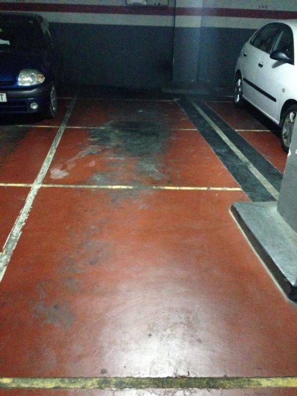 Parking coche  Carrer riera blanca. Plaza parking doble