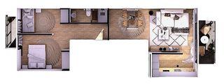 Piso  Carrer santa teresa. Diseña piso en c/ santa teresa